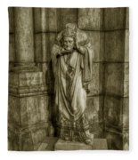 Saint Denis Fleece Blanket