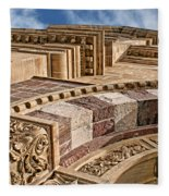 Saint Francis Cathedral #1 Fleece Blanket