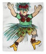Sales Fairy Dancer 2 Fleece Blanket