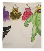 Sales Fairy Dancer 6 Fleece Blanket
