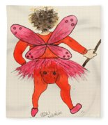 Sales Fairy Dancer 1 Fleece Blanket
