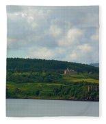 Saling Northern Scotland 3 Fleece Blanket