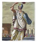 Salio, 1796 Fleece Blanket