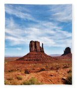 Saluting Sentinels Fleece Blanket