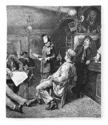Salvation Army, 1887 Fleece Blanket