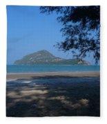 Sam Roi Yod Beach 03 Fleece Blanket