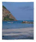 Sam Roi Yod Beach 05 Fleece Blanket