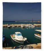Sami Harbour Kefalonia Fleece Blanket
