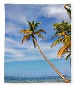 San Blas Dreaming Fleece Blanket