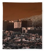 San Fransisco Sector Fleece Blanket