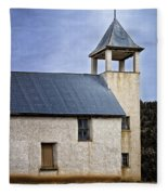 San Isidro Church Fleece Blanket