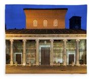 San Lorenzo Fuori Le Mura Fleece Blanket