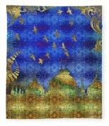 San Marco Fleece Blanket