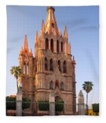 San Miguel De Allende, Mexico Fleece Blanket