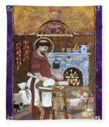 San Pascual Fleece Blanket