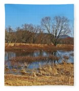 Sanctuary Fleece Blanket