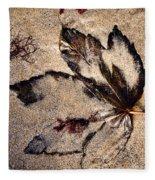 Sand Art Fleece Blanket