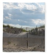 Sand Dune Fleece Blanket