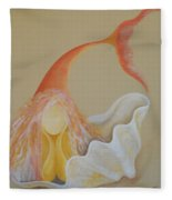 Sand Soul Fleece Blanket
