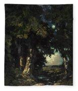 Sandersons Brook Fleece Blanket