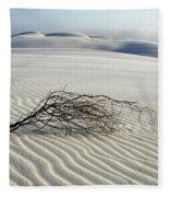Sands Of Time Brazil Fleece Blanket