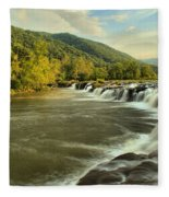 Sandstone Fleece Blanket