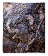 Sandstone Boulder Detail Fleece Blanket