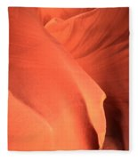 Sandstone Flesh Fleece Blanket