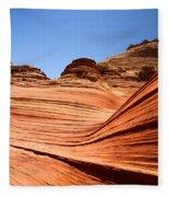 Sandstone Ledge Fleece Blanket