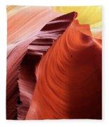 Sandstone Spectacular Fleece Blanket
