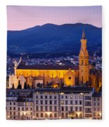 Santa Croce Fleece Blanket