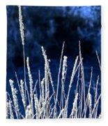 Santa Fe Grass 1 Fleece Blanket