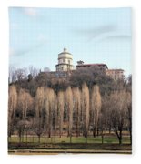 Santa Maria Del Monte Church Fleece Blanket