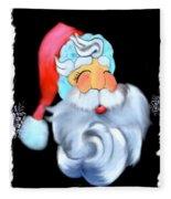 Santa Fleece Blanket