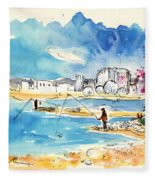 Sao Jacinto 06 Fleece Blanket
