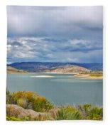 Sapinero Curecanti Recreational Area Colorado Fleece Blanket