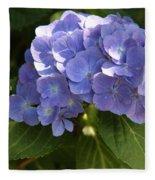 Sapphire Dream Fleece Blanket