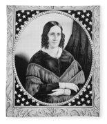 Sarah Childress Polk (1803-1891) Fleece Blanket