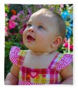 Sarah_3958 Fleece Blanket