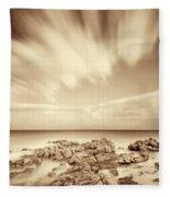 Sardinia - Costa Del Sud Fleece Blanket