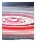 Saturn Fleece Blanket