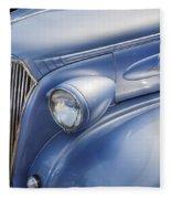 Saweet Chevy 1937 Chevrolet Fleece Blanket