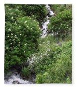 Sawpit Creek Fleece Blanket