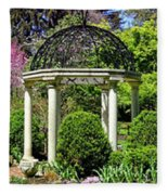 Sayen Garden Dream Fleece Blanket