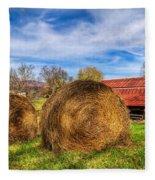 Scarecrow's Dream Fleece Blanket