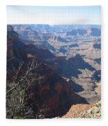 Scenic Grand Canyon Fleece Blanket
