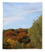 Scenic Hwy Fleece Blanket