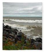 Scenic Minnesota Fleece Blanket