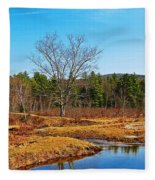Scenic Winchester Fleece Blanket