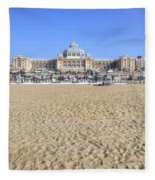 Scheveningen Fleece Blanket